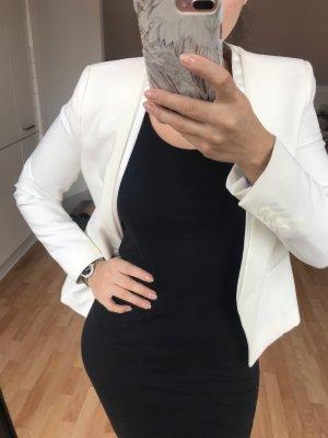 Zara Veste de smoking blanc