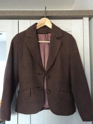 New Look Blazer en laine multicolore laine