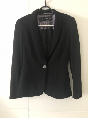 Zara Blazer sweat nero