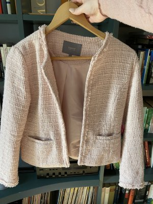 B.young Tweed Blazer light pink