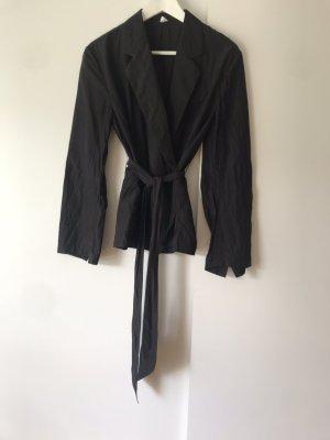 ARKET Bluzka o kroju koszulki czarny
