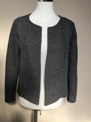 Gina Benotti Chaqueta estilo camisa gris