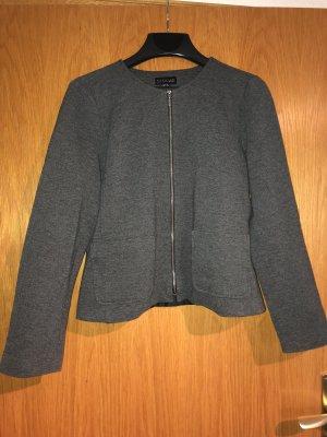 Jersey Blazer grey