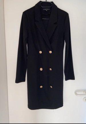 NewYorker Robe manteau noir