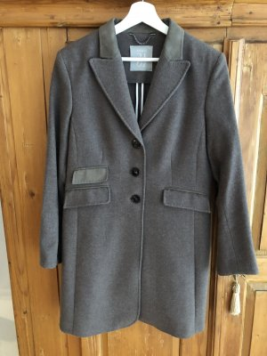 NVSCO Cappotto corto marrone-grigio