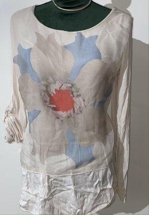 Bleifrei Print Shirt multicolored cotton