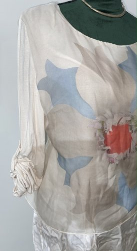 Bleifrei Shirt Tunic multicolored cotton