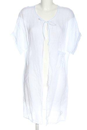 Bleifrei Gebreide cardigan wit casual uitstraling