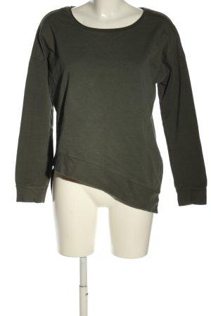 Bleifrei Sweatshirt gris clair style décontracté