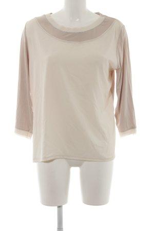 Bleifrei Sweatshirt creme Casual-Look