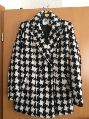 Vero Moda Tweed Blazer black-white polyester