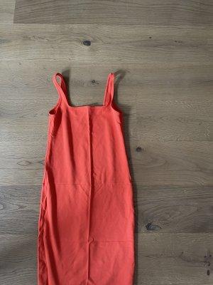 Pimkie Pencil Dress neon orange