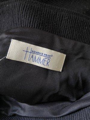 Hammer Pencil Skirt black
