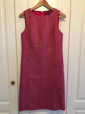 Boden Robe crayon rouge framboise-magenta