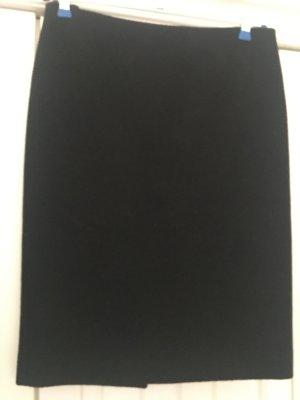 Miu Miu Falda de tubo negro
