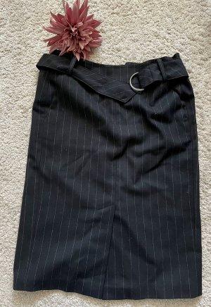 Cinque Ołówkowa spódnica czarny-biały