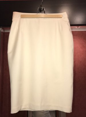 H&M M By Madonna Pencil Skirt cream-natural white