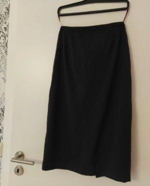 Hugo Boss Falda de tubo negro