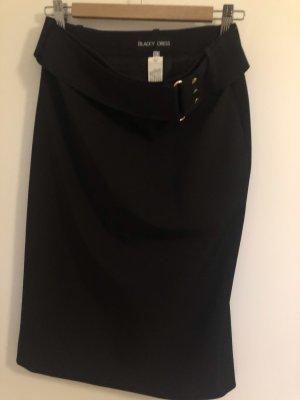 Blacky Dress Pencil Skirt black