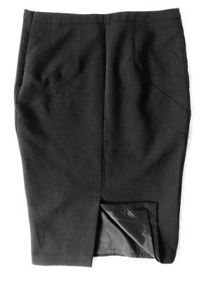 Ba&sh Ołówkowa spódnica czarny Poliester