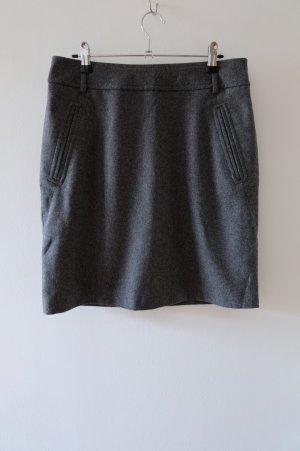 Atelier Gardeur Wełniana spódnica szary