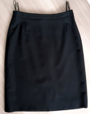"""""""Bleistiftrock"""", schlicht, schwarz, elegant"""