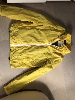 Blend Blouson dark yellow mixture fibre