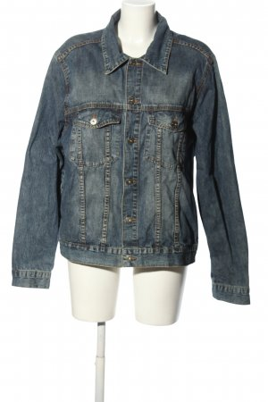 Blend Denim Jacket blue casual look
