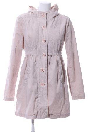 Blend Veste à capuche rose style décontracté