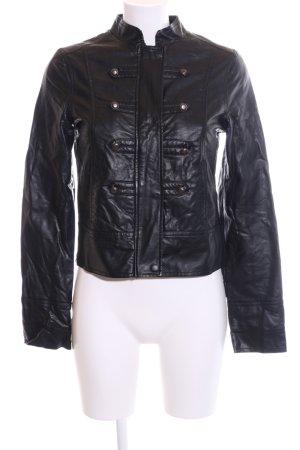 Blend jacke schwarz Casual-Look