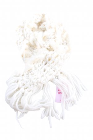 Blend She Crochet Scarf white casual look