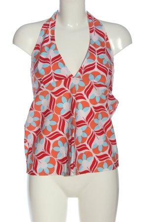 Blend She Top z odkrytymi plecami Na całej powierzchni W stylu casual