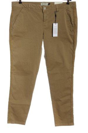 Blend She Pantalon en jersey brun style décontracté