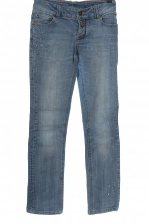Blend She Straight Leg Jeans blue casual look