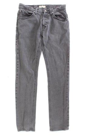 Blend Straight Jeans Größe W30 grau