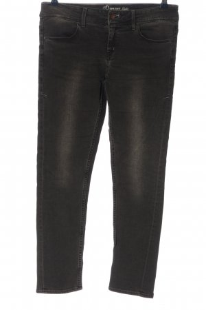 Blend Straight Leg Jeans black casual look