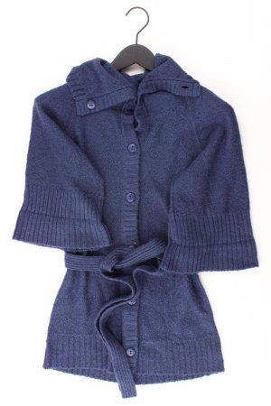 Blend Knitted Cardigan blue-neon blue-dark blue-azure cotton