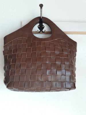 Blend Basket Bag bronze-colored