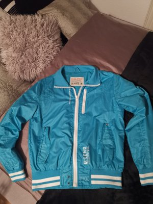 Blend Short Jacket light blue-turquoise