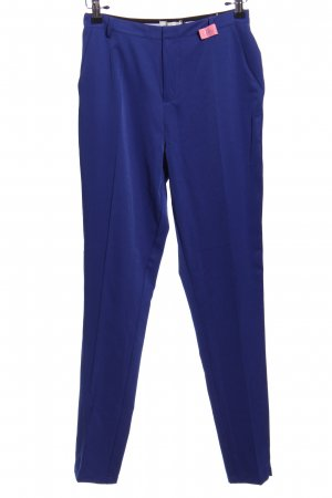 BlendShe 7/8-Hose blau Business-Look