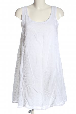BlendShe A Line Dress white casual look