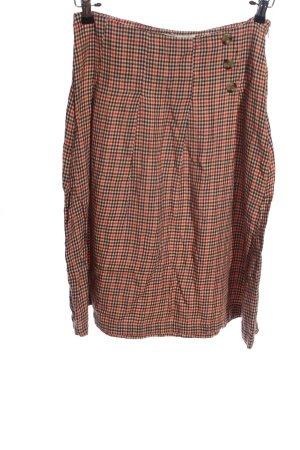 BlendShe Flared Skirt allover print casual look