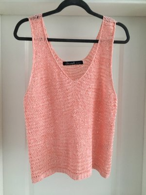 BlendShe Knitted Top multicolored