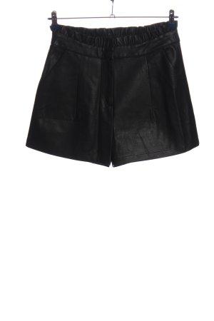 BlendShe High-Waist-Shorts black casual look