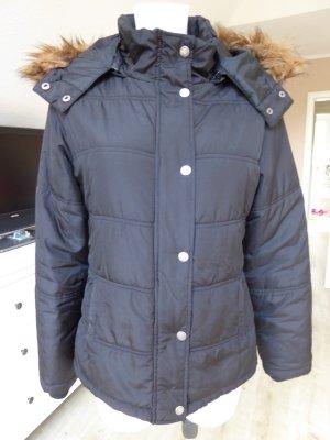 BlendShe Quilted Jacket black polyester
