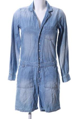 BlendShe Jumpsuit blau Casual-Look