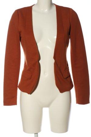 BlendShe Short Blazer brown casual look