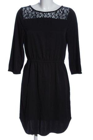 BlendShe Longsleeve Dress black casual look