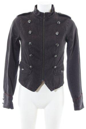 BlendShe Short Jacket black casual look