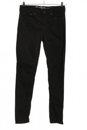 BlendShe Tube jeans zwart casual uitstraling